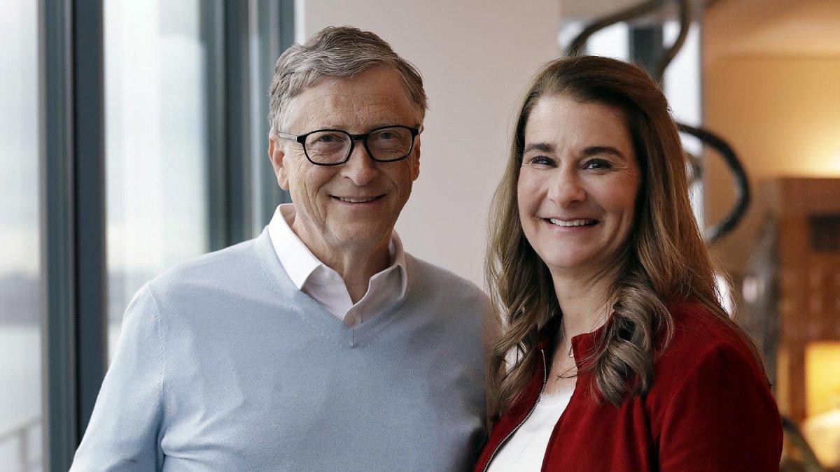 Bill Gates ve Melinda Gates boşanıyor #3