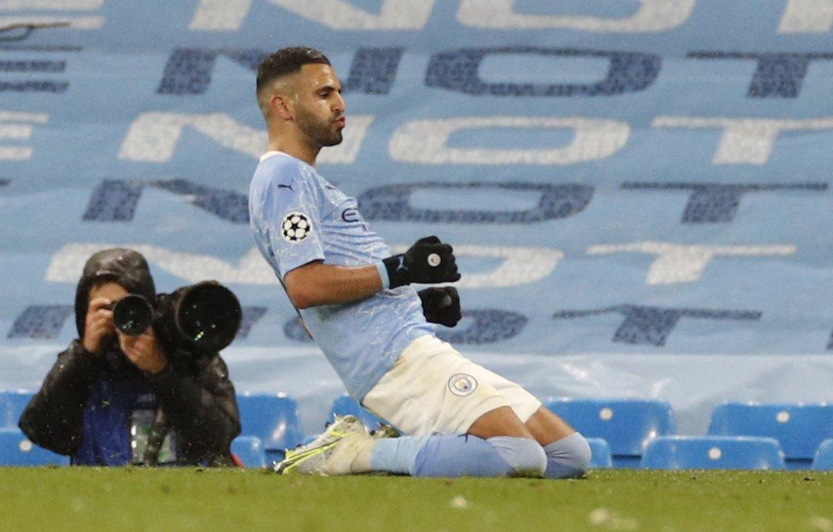 Şampiyonlar Ligi nde PSG yi eleyen Manchester City finalde #3