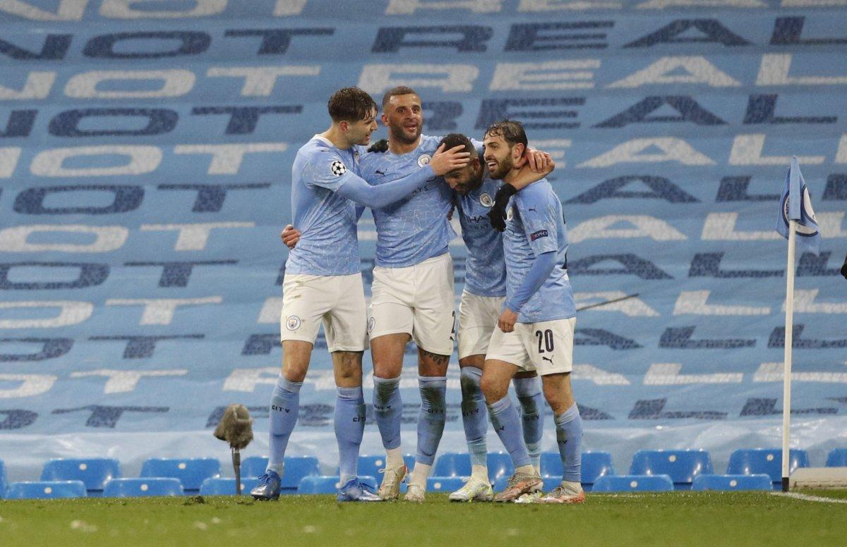 Şampiyonlar Ligi nde PSG yi eleyen Manchester City finalde #4