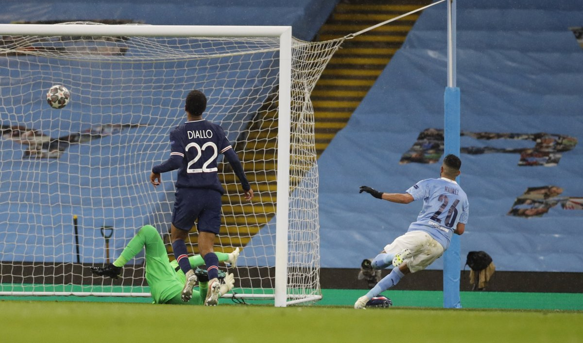 Şampiyonlar Ligi nde PSG yi eleyen Manchester City finalde #2