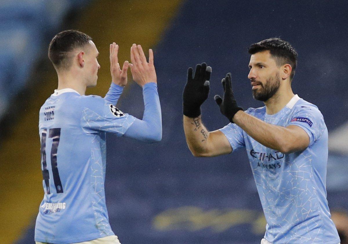 Şampiyonlar Ligi nde PSG yi eleyen Manchester City finalde #5