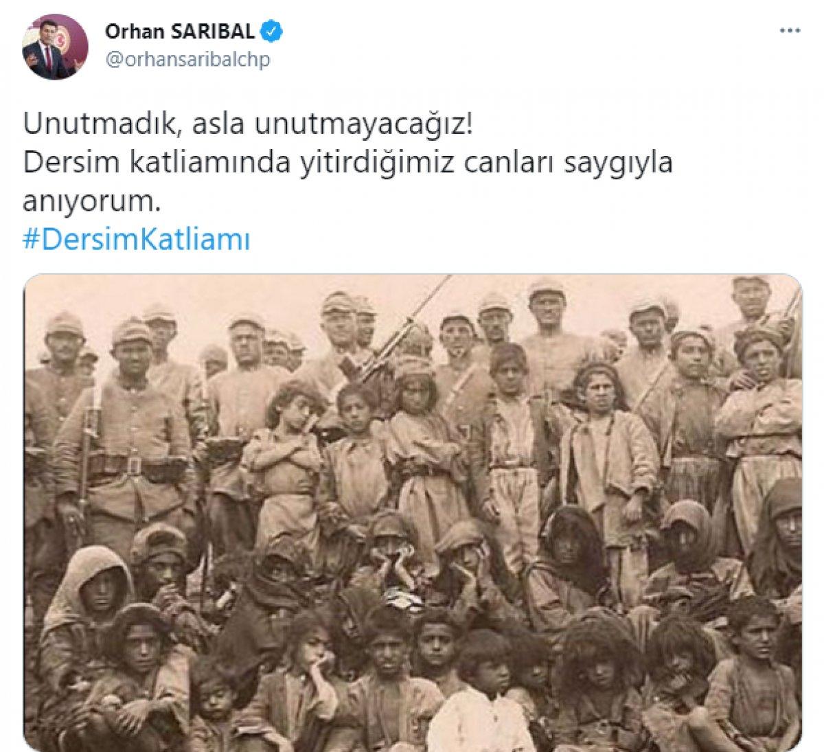 CHP li milletvekilinden tartışma yaratan paylaşım  #1