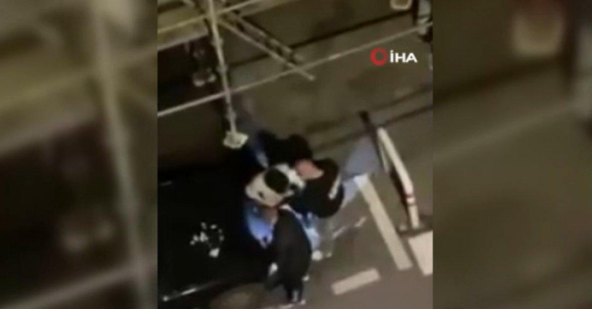 Fransa'da polis, kısıtlamaya uymayan gençlere şiddet uyguladı  #7