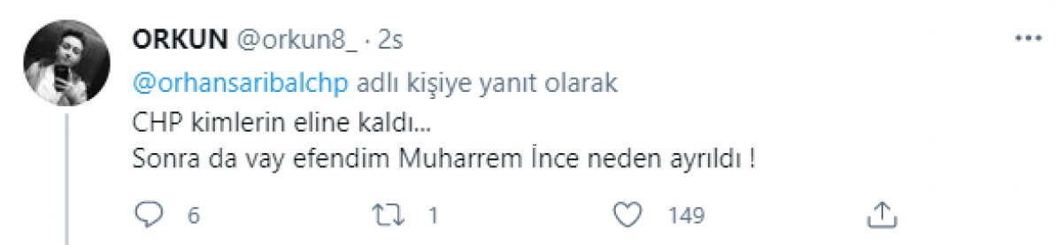 CHP li milletvekilinden tartışma yaratan paylaşım  #2