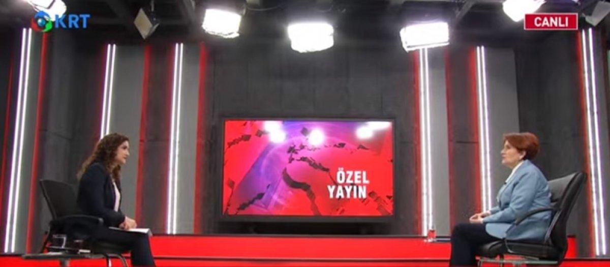 Meral Akşener den cumhurbaşkanlığı adaylığı açıklaması #2