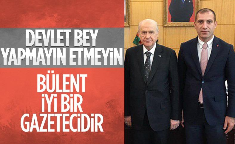 Devlet Bahçeli, Habertürk'e boykot başlattı