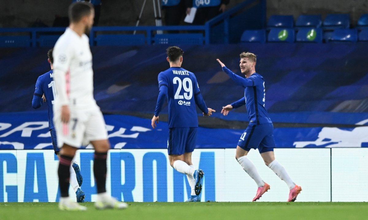 Şampiyonlar Ligi nde Real Madrid i eleyen Chelsea finalde #3
