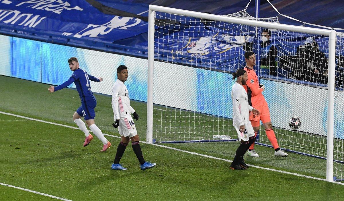 Şampiyonlar Ligi nde Real Madrid i eleyen Chelsea finalde #4