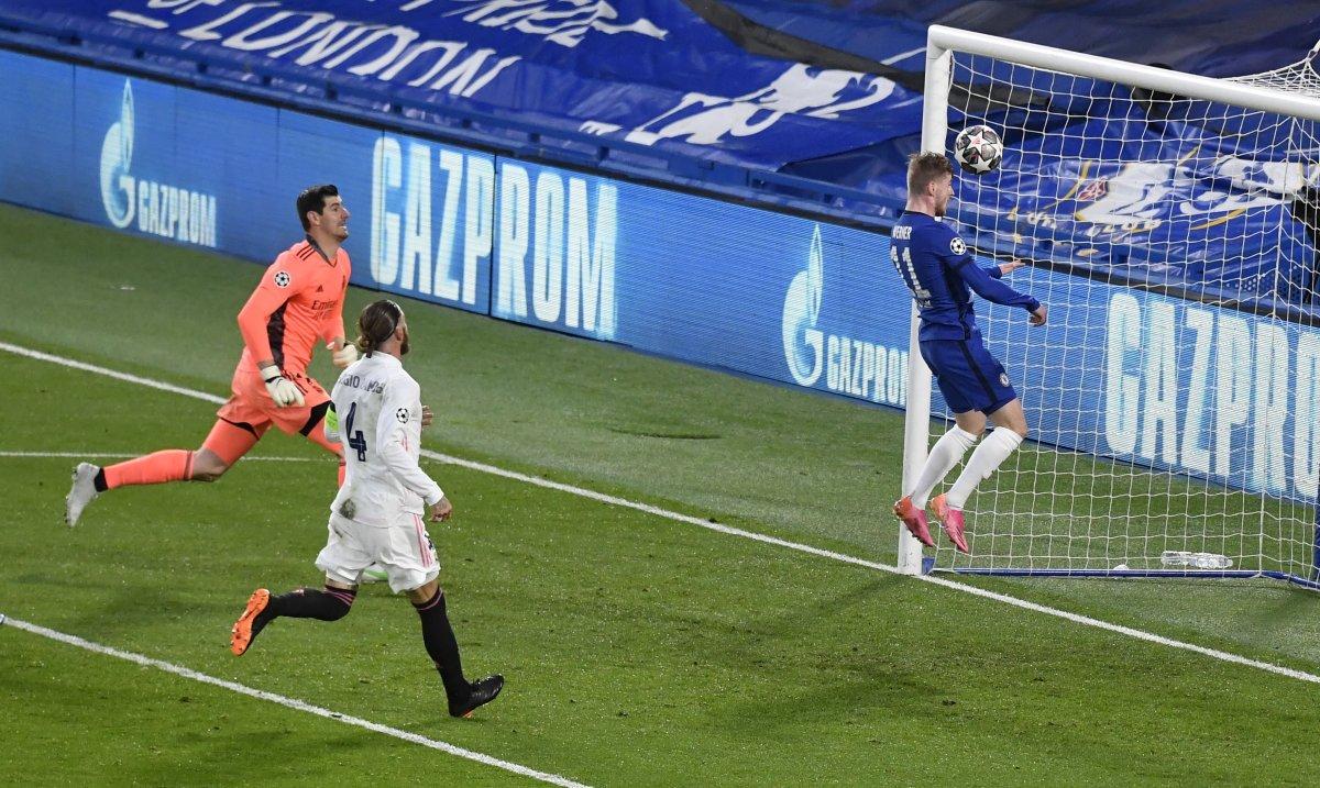 Şampiyonlar Ligi nde Real Madrid i eleyen Chelsea finalde #1