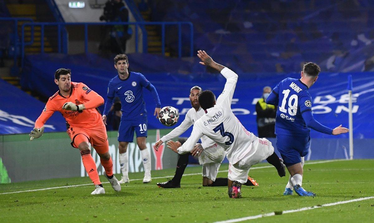 Şampiyonlar Ligi nde Real Madrid i eleyen Chelsea finalde #2
