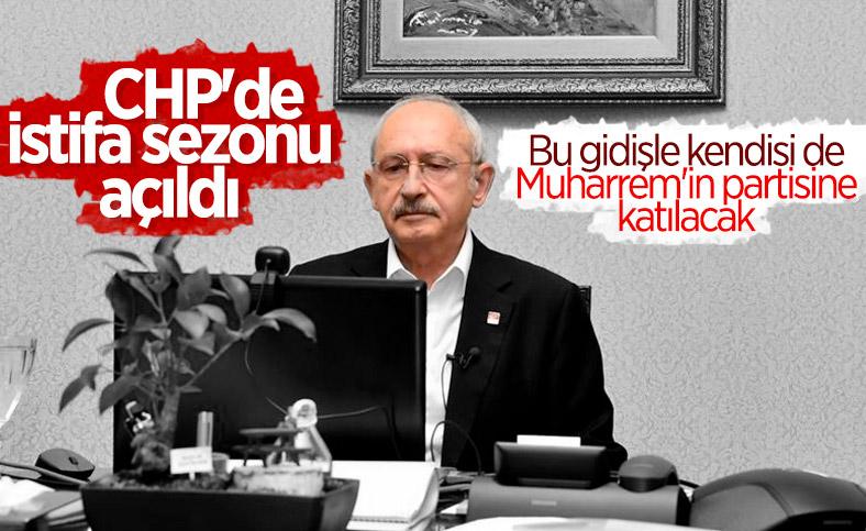 CHP'li Gaye Usluer, partisinden istifa etti