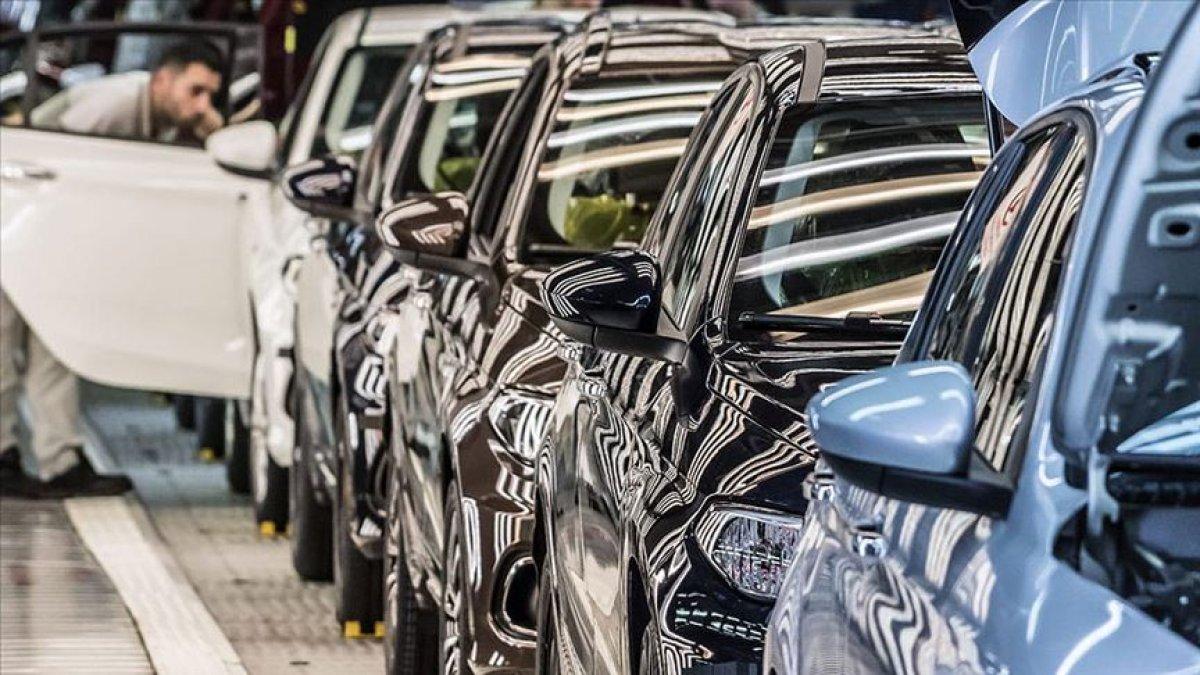 Türkiye otomobil ve hafif ticari araç pazarı yüzde 13,1 büyüdü #1