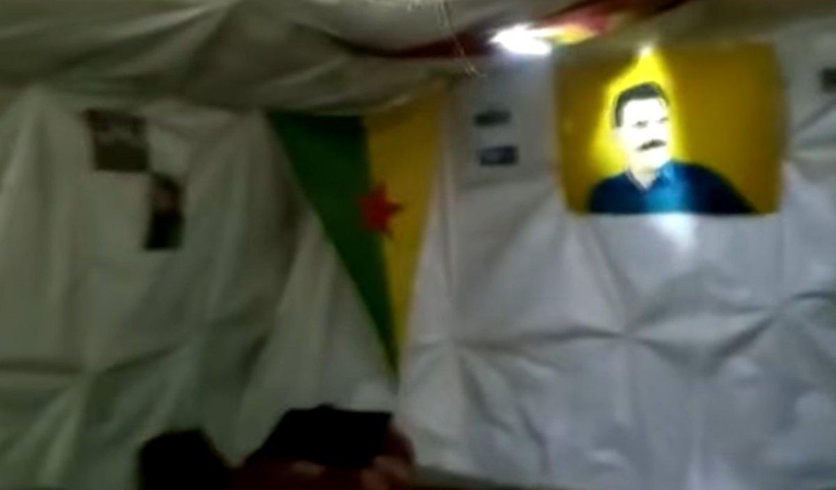 Kuzey Irak ta PKK mağarası imha edildi #2