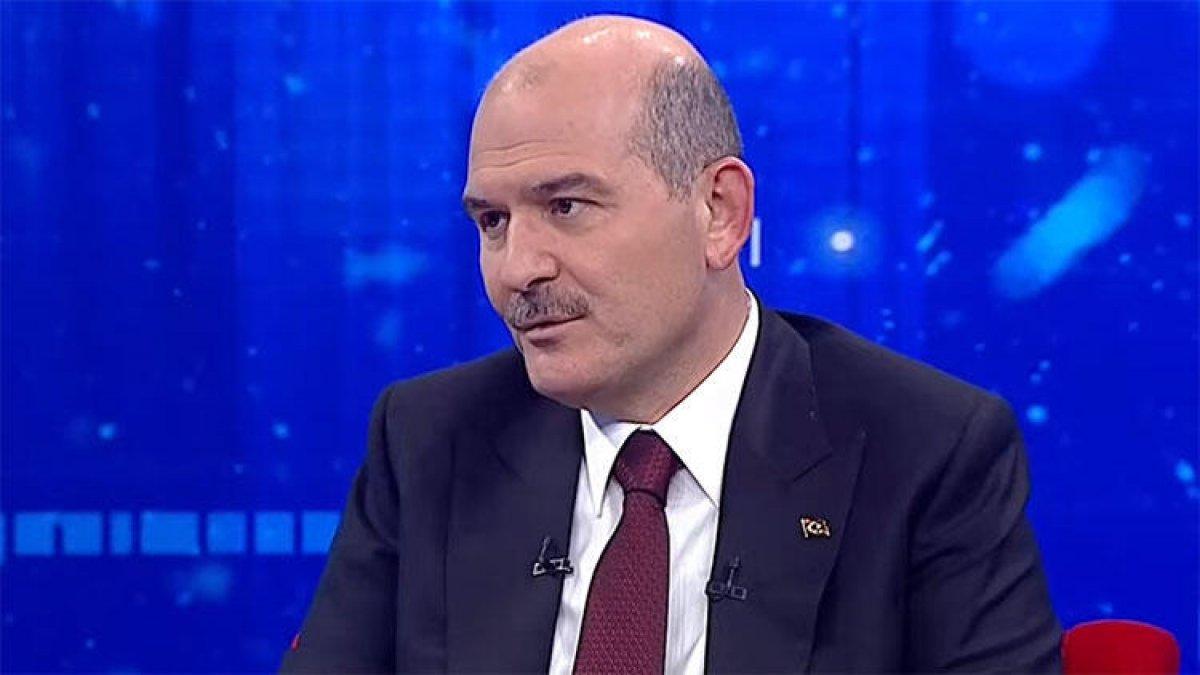 Süleyman Soylu: Doğu nun makus talihini Erdoğan kırdı #1