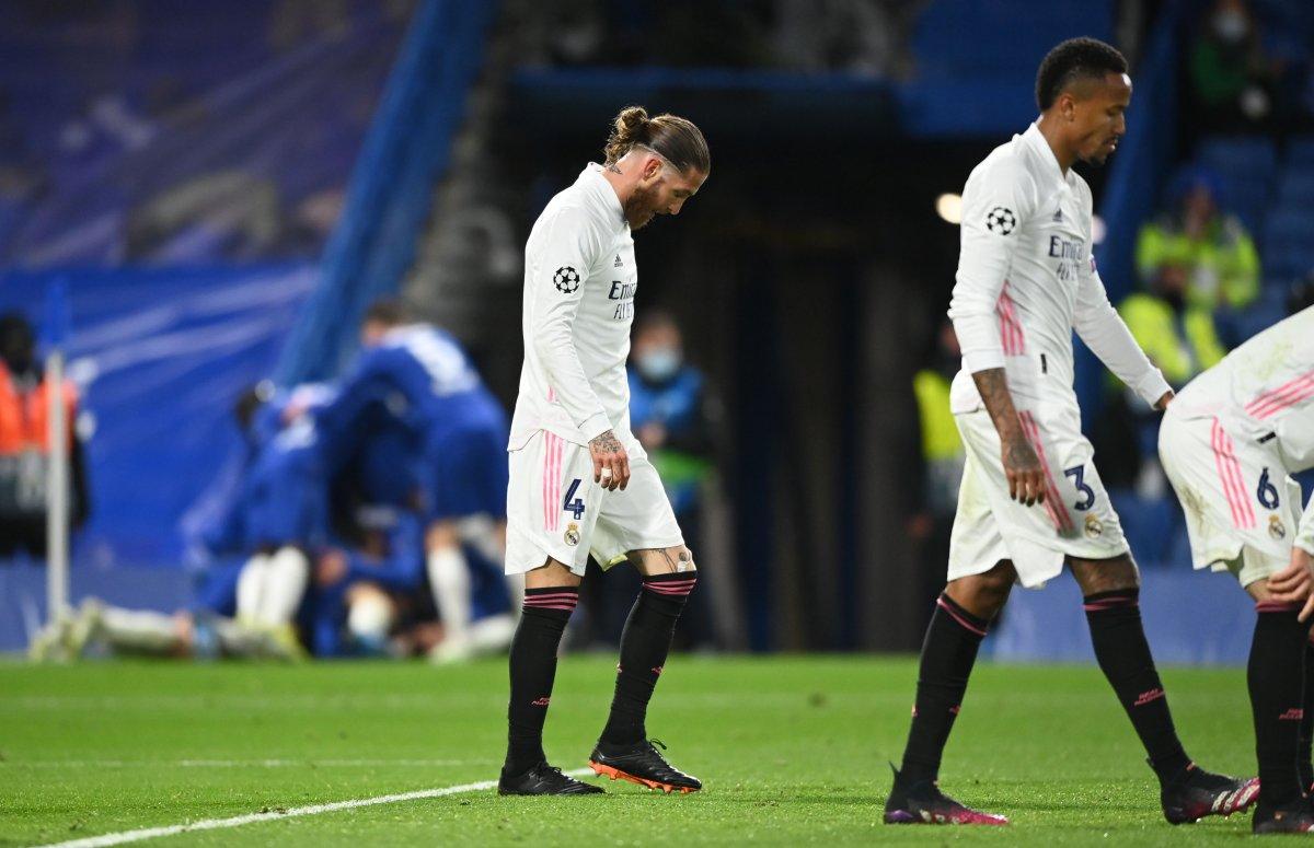 Şampiyonlar Ligi nde Real Madrid i eleyen Chelsea finalde #7