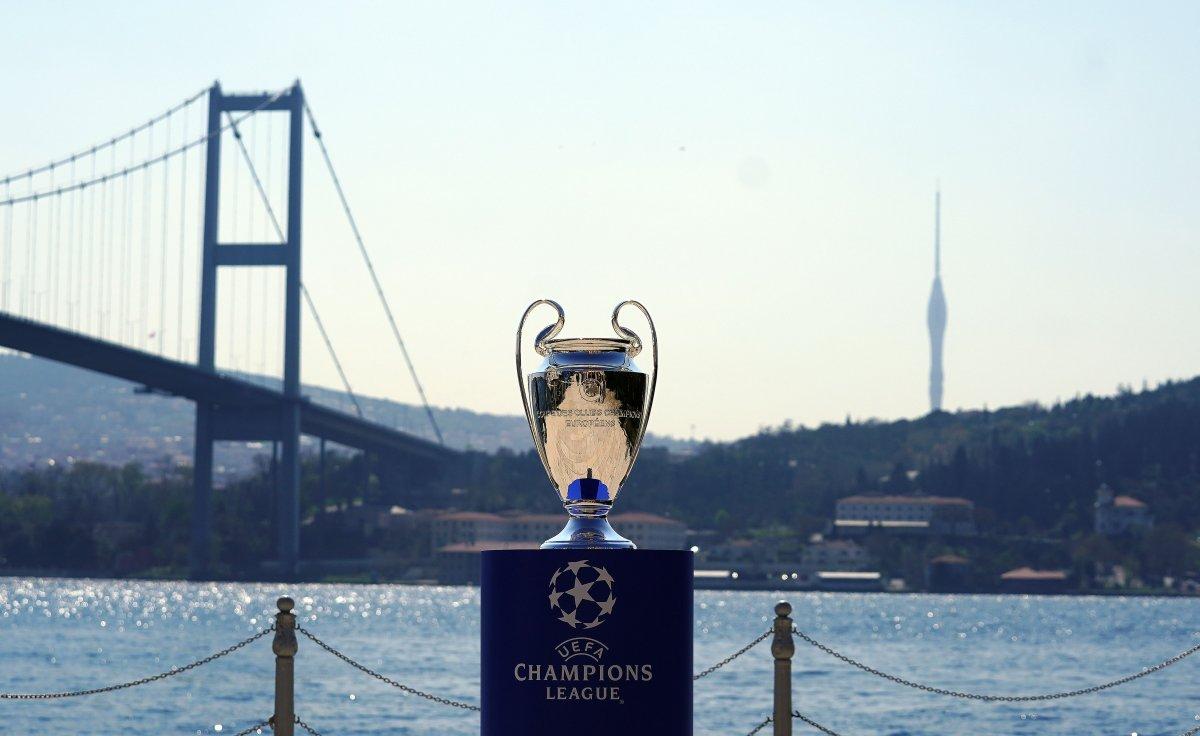 Şampiyonlar Ligi finalinde İstanbul ekonomisine 100 milyon TL #2