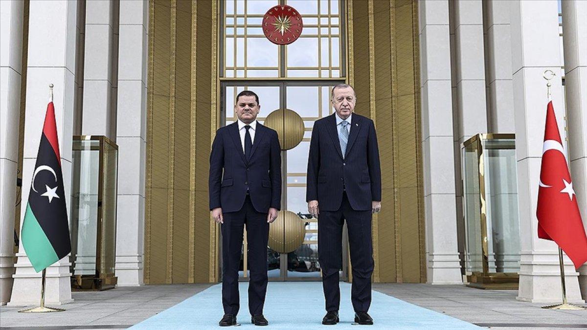 Libya Başbakanı: Türkiye ile yaptığımız anlaşmada Yunanistan ile aynı fikirde değiliz #1