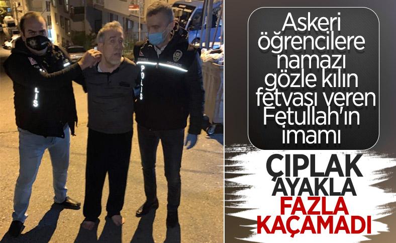 FETÖ'cü Mehmet Biricik, 55 bin lira ile yakalandı