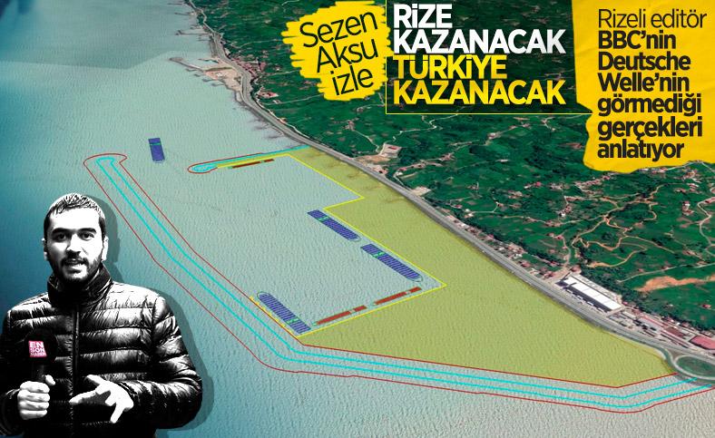 İyidere Lojistik Limanı'nın Türkiye için önemi
