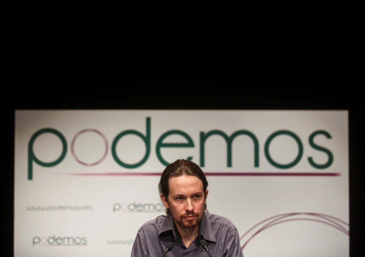 İspanya da seçimleri kaybeden aşırı solcu İglesias siyaseti bıraktı #2