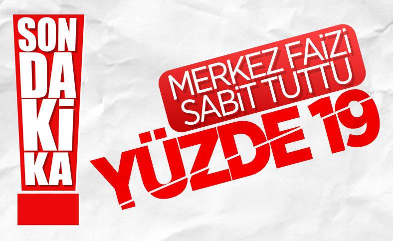 Merkez Bankası'nın 6 Mayıs faiz kararı