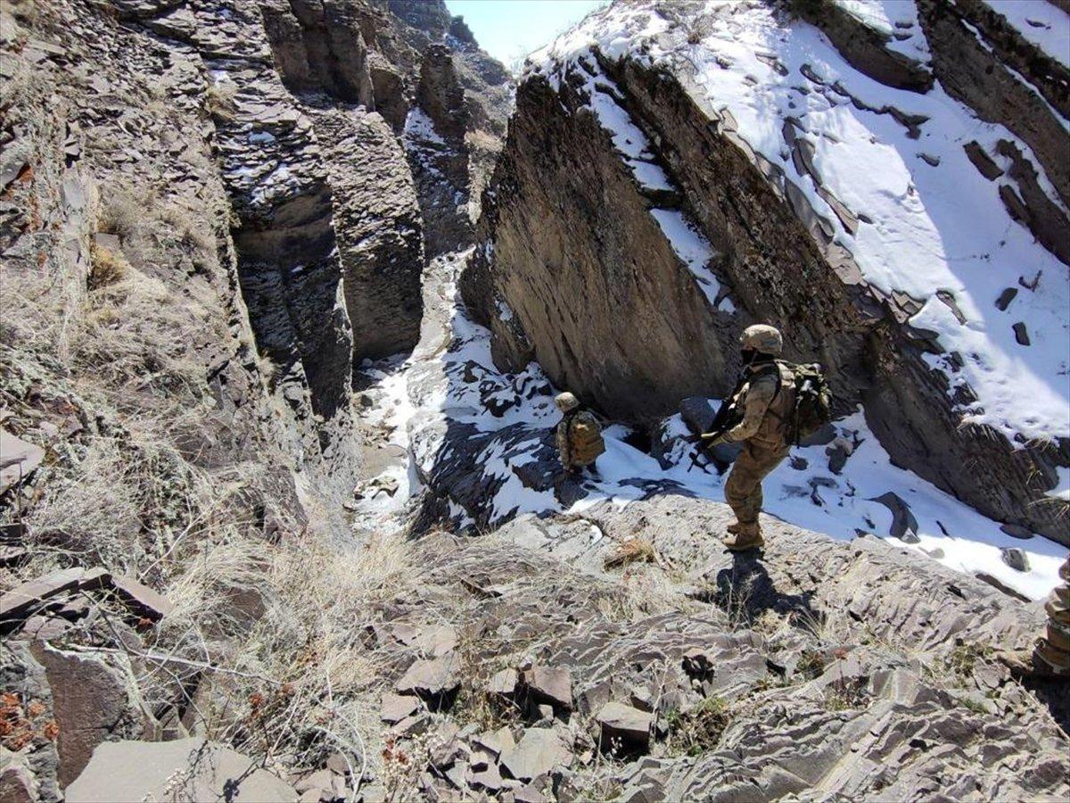 Eren-15 Ağrı Dağı-Çemçe Madur Operasyonu  başlatıldı #5