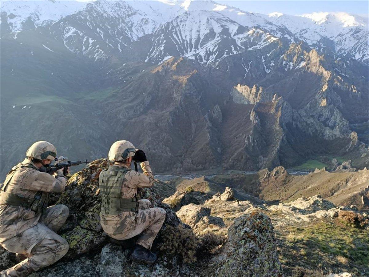 Eren-15 Ağrı Dağı-Çemçe Madur Operasyonu  başlatıldı #3