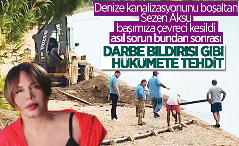 Sezen Aksu'nun taş ocağı tepkisi: Meşruiyet zeminini kaybetmişsiniz