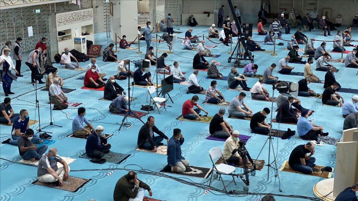 Ramazan Bayramı namazının saatleri belli oldu #4