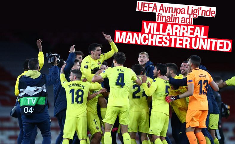 UEFA Avrupa Ligi'nde finalistler belli oldu