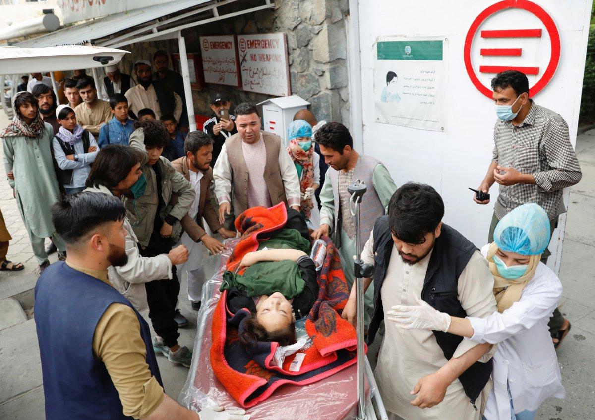 Afganistan da bombalı saldırı #3