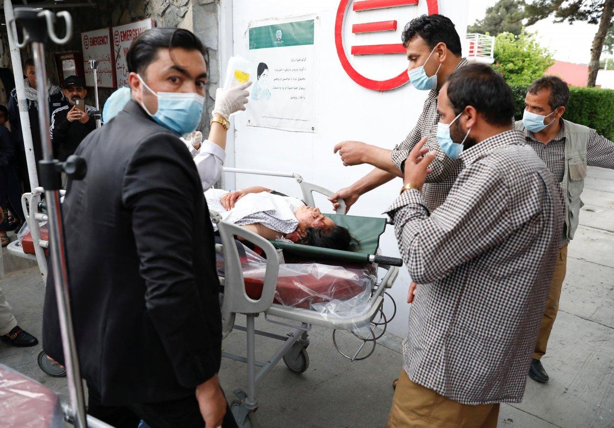 Afganistan da bombalı saldırı #4