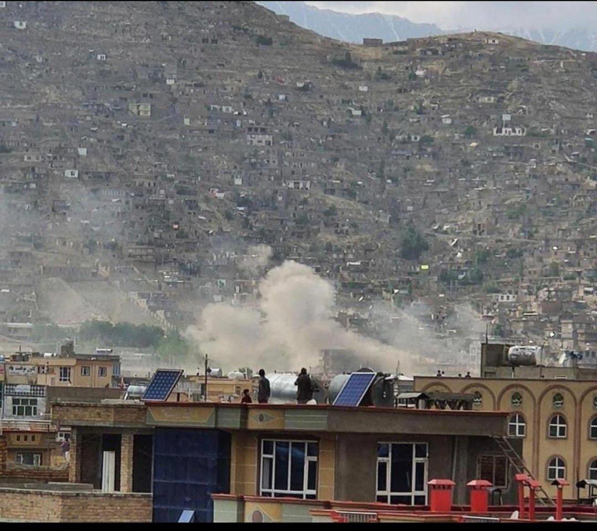 Afganistan da bombalı saldırı #2