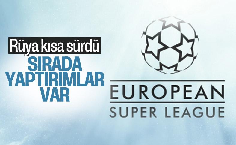 UEFA'dan Avrupa Süper Ligi projesine katılan kulüplere yaptırımlar