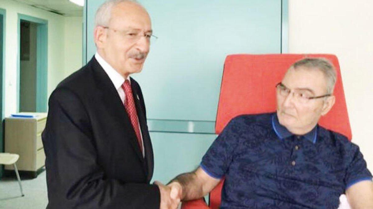 CHP liler partiyi Deniz Baykal a şikayet etti #1