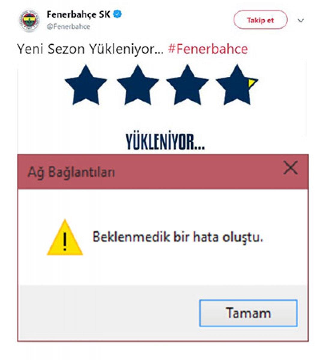 Fenerbahçe 4. yıldızı bu sezon da takamadı #2
