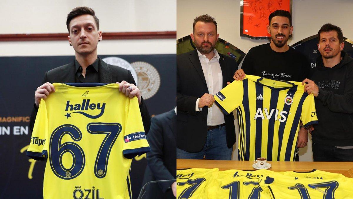 21 transfer yapan Fenerbahçe ye yine Beşiktaş engeli #2