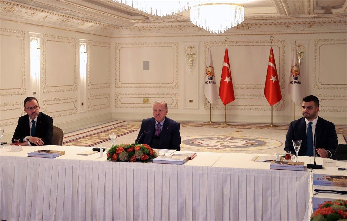 Cumhurbaşkanı Erdoğan: Normal hayatımıza döneceğimiz günler yakın #1