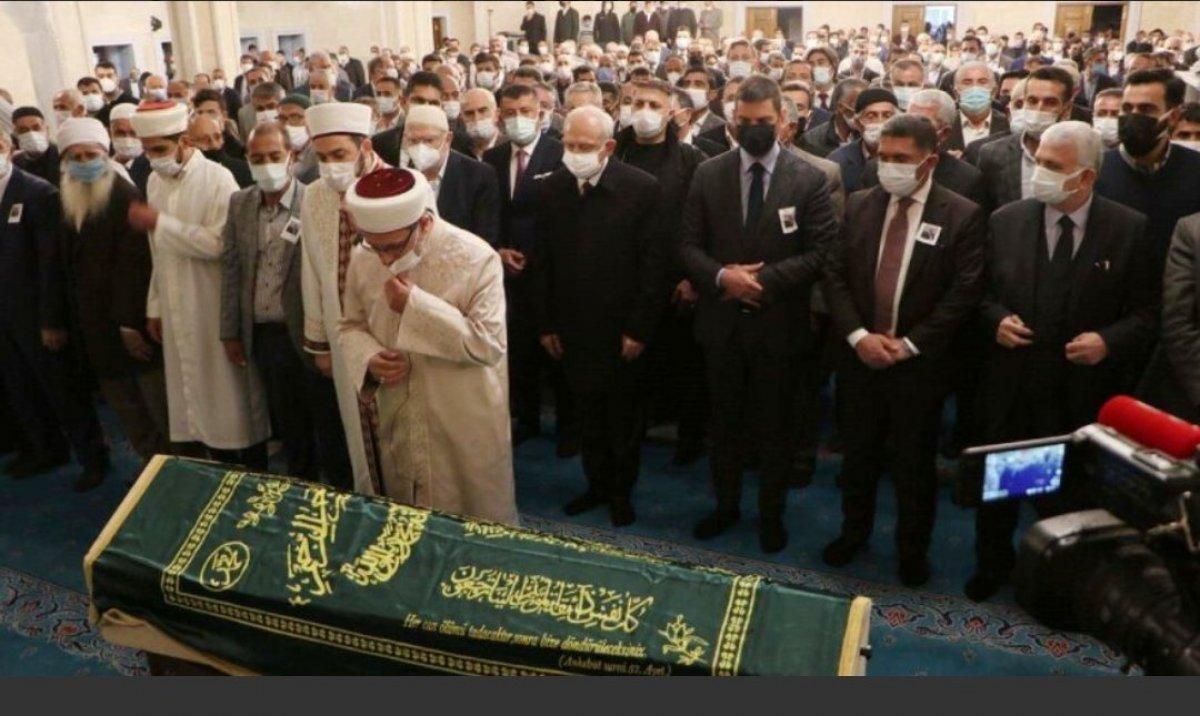 Kemal Kılıçdaroğlu, Cemil Erhan ın cenaze törenine katıldı #2