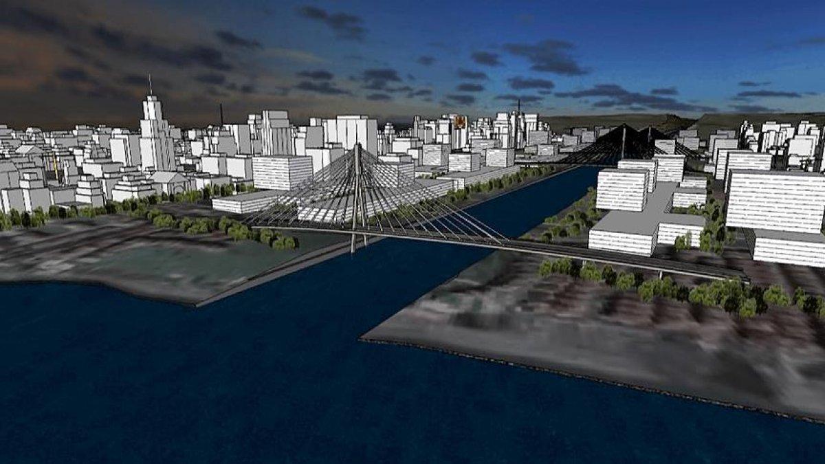 Kanal İstanbul da ilk köprünün temeli haziran sonunda atılacak #3