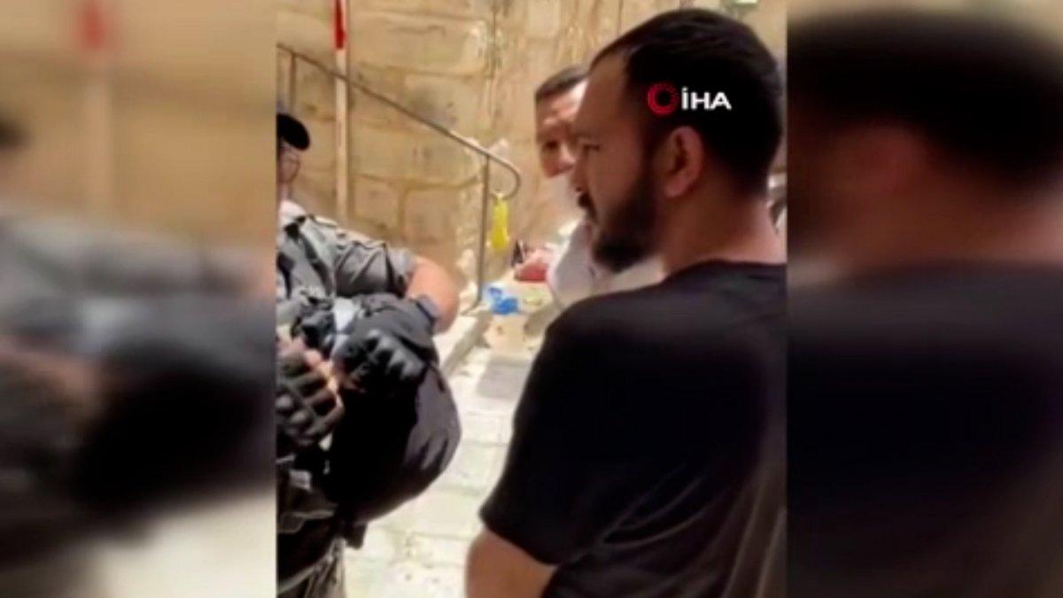Filistinli çocuğun babasına yürek sızlatan sorusu #1