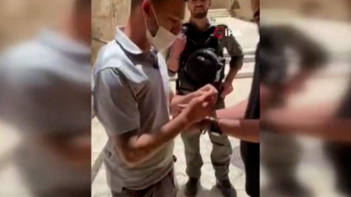 Filistinli çocuğun babasına yürek sızlatan sorusu #3