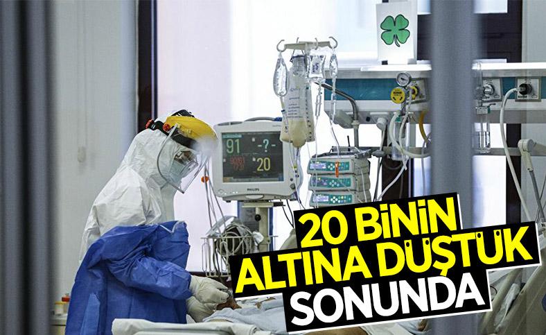 8 Mayıs Türkiye'de koronavirüs tablosu