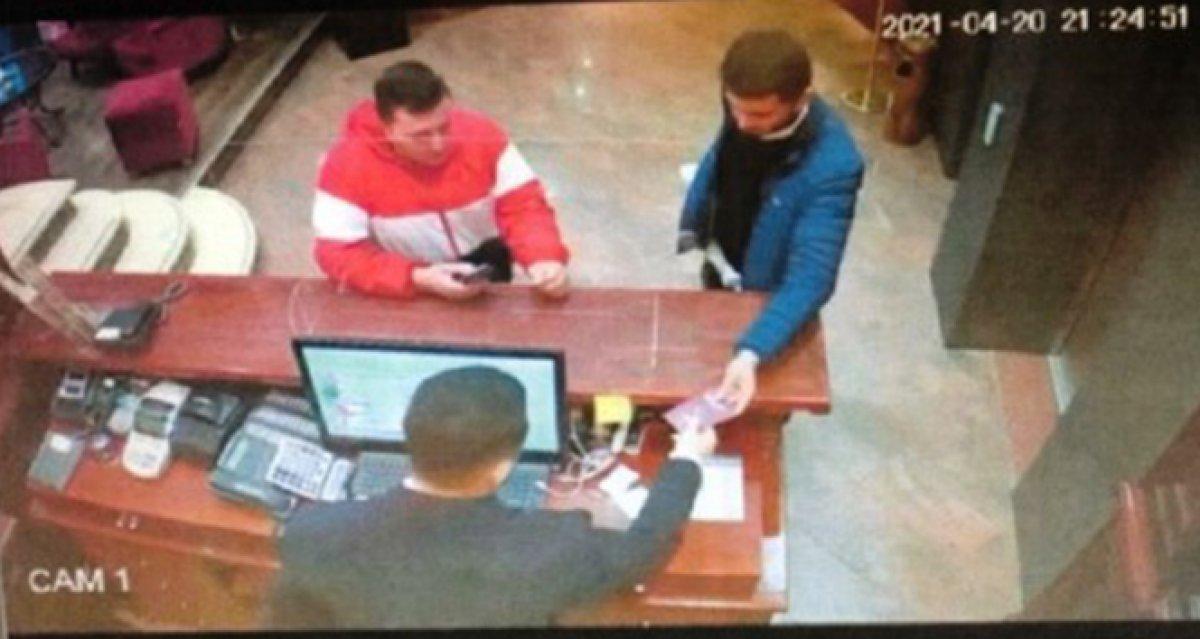 Thodex'in kurucusu Faruk Fahri Özer e yardım eden kişi yakalandı #1
