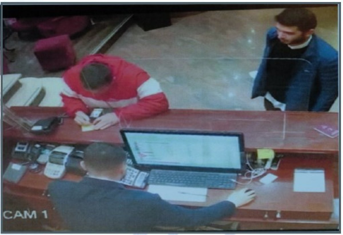 Thodex'in kurucusu Faruk Fahri Özer e yardım eden kişi yakalandı #2