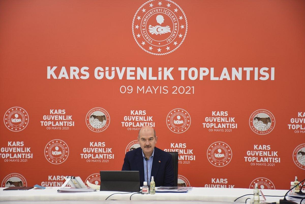 Süleyman Soylu  Eren Operasyonları nın bilançosunu açıkladı  #2
