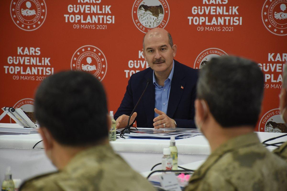 Süleyman Soylu  Eren Operasyonları nın bilançosunu açıkladı  #1
