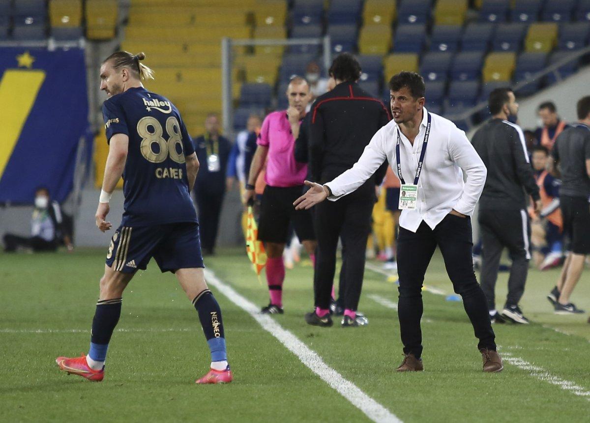 Emre Belözoğlu: Allah ın izniyle Fenerbahçe nin önü açık #2
