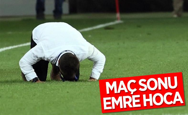 Emre Belözoğlu: Allah'ın izniyle Fenerbahçe'nin önü açık