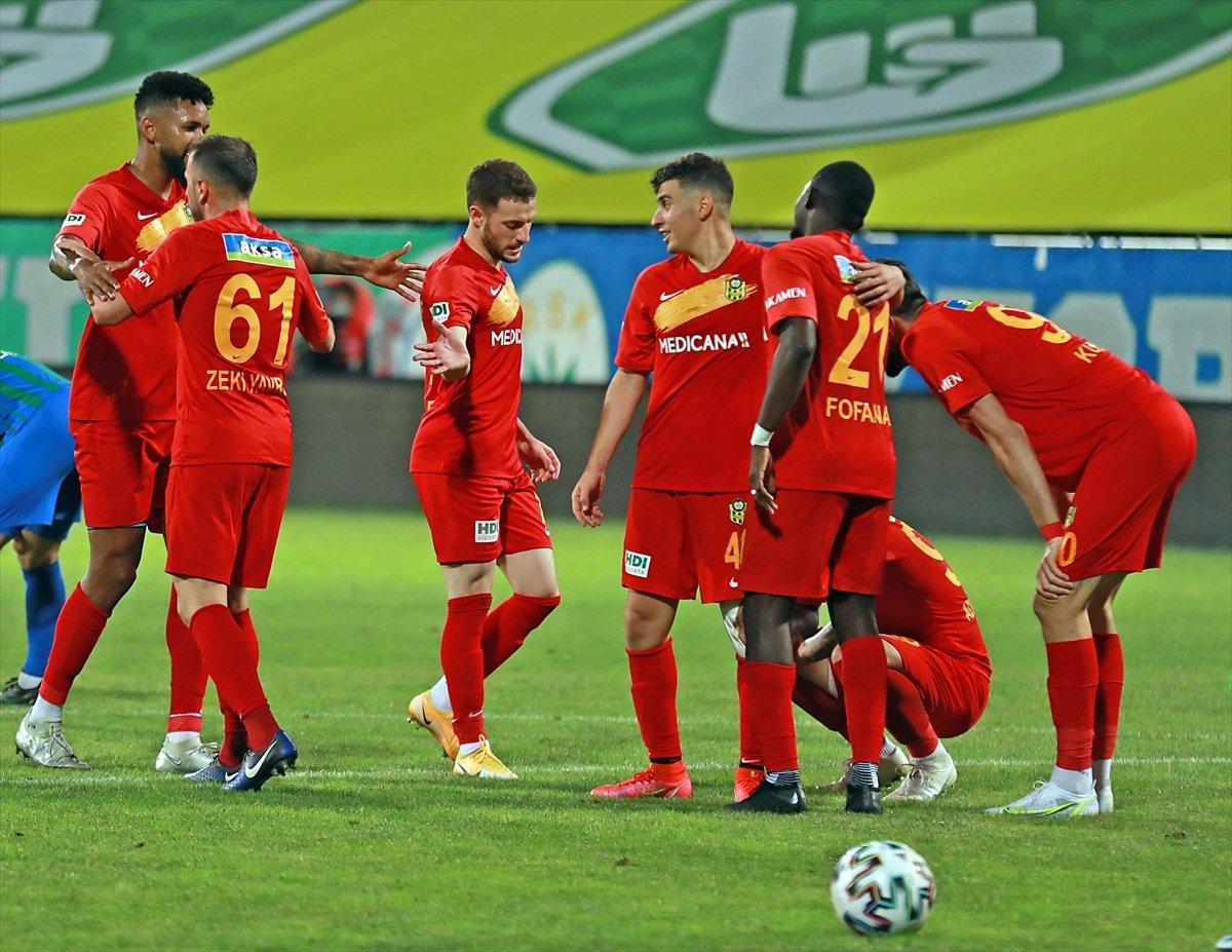Süper Lig'de düşme hattında son durum #3